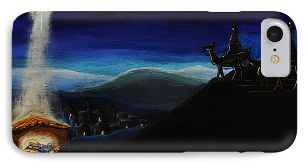 Silent Night Phone Case by Mark Lopez