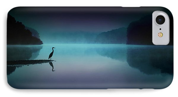 Silent Night IPhone Case by Rob Blair