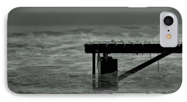 Peaceful Pier IPhone Case by Erhan OZBIYIK