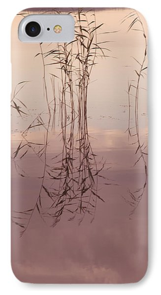 Silent Rhapsody. Sacred Music II Phone Case by Jenny Rainbow