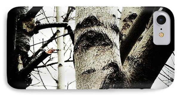 IPhone Case featuring the photograph Silent Witness by Zinvolle Art