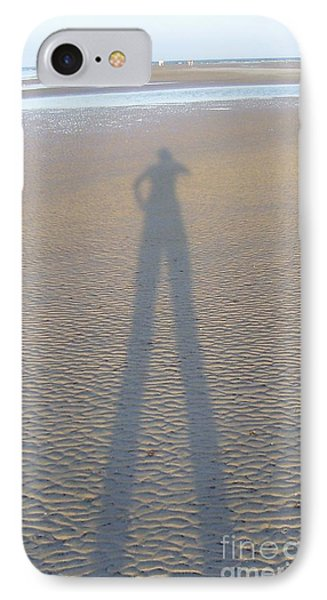 Silhouette II IPhone Case by Nereida Rodriguez