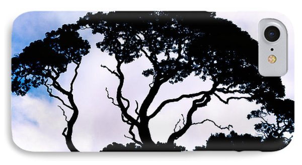 IPhone Case featuring the photograph Silhouette by Jim Thompson