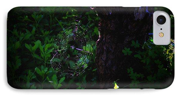 Silk IPhone Case by Cassandra Buckley