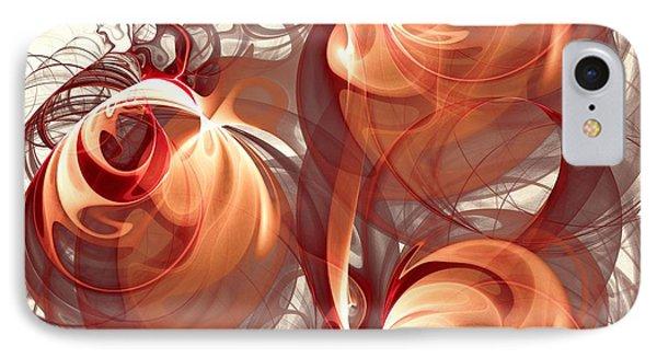 Silk Labyrinth Phone Case by Anastasiya Malakhova