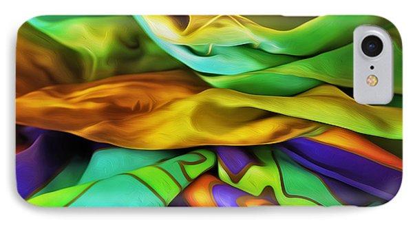 Silken IPhone Case by Nancy Marie Ricketts