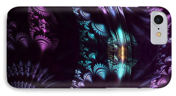 Silken Patterns IPhone Case