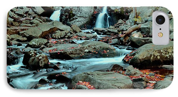 Silky Water 3 Phone Case by Allen Beatty