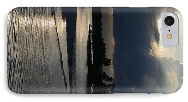 Silver Reflections Phone Case by Adam Panek