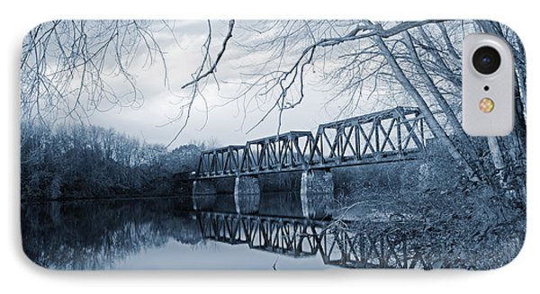 IPhone Case featuring the photograph Silver Wind Calm Before The Day by Jeremy McKay