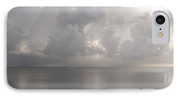 Silvern Sea IPhone Case by Amar Sheow