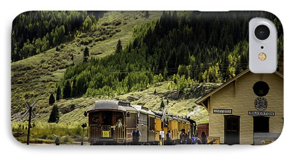 Silverton Station IPhone Case