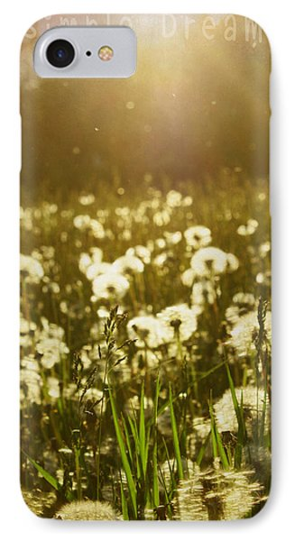 Simple Dreams IPhone Case by Empty Wall
