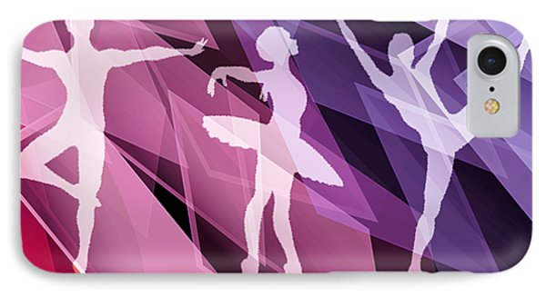 Simply Dancing 2 IPhone Case