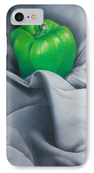 Simply Green IPhone Case