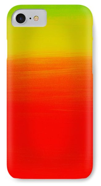Simply Rasta IPhone Case by Jean Cormier