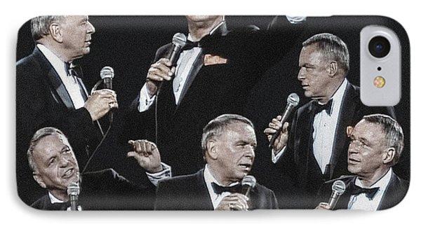 Sinatra In Concert IPhone Case