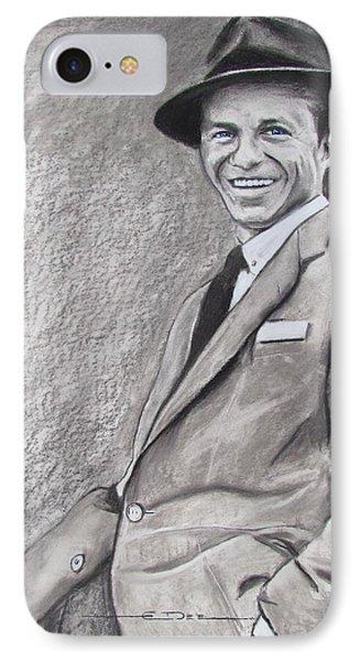 Sinatra - The Voice IPhone Case