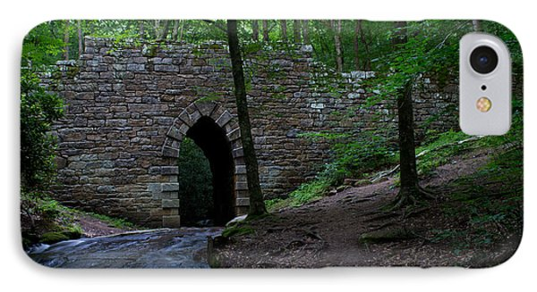 Since 1802 Poinsett Bridge IPhone Case