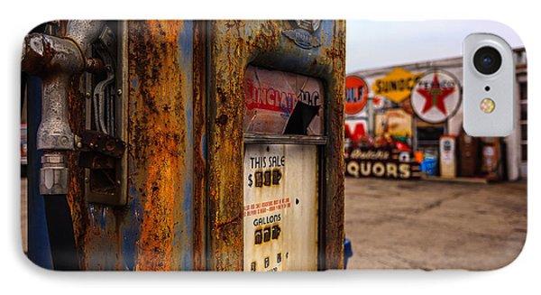 Sinclair Gas Pump IPhone Case