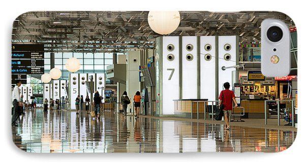 Singapore Changi Airport 02 IPhone Case