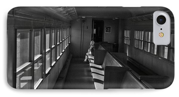 IPhone Case featuring the photograph Singin' In The Train by Jeremy Rhoades
