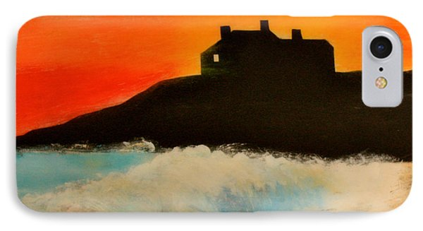 Singing Beach Manchester By The Sea IPhone Case by Mark Prescott Crannell