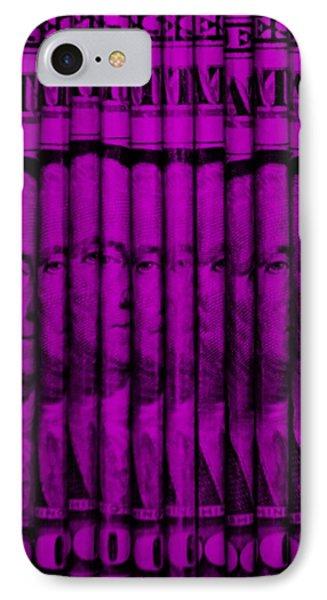 Singles In Purple IPhone Case