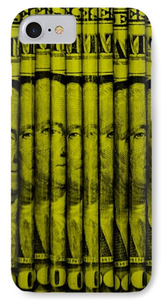 Singles In Yellow IPhone Case