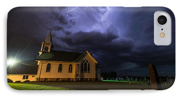Sinners Welcome IPhone Case by Aaron J Groen