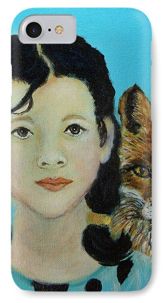 Sinopa Little Fox Phone Case by The Art With A Heart By Charlotte Phillips