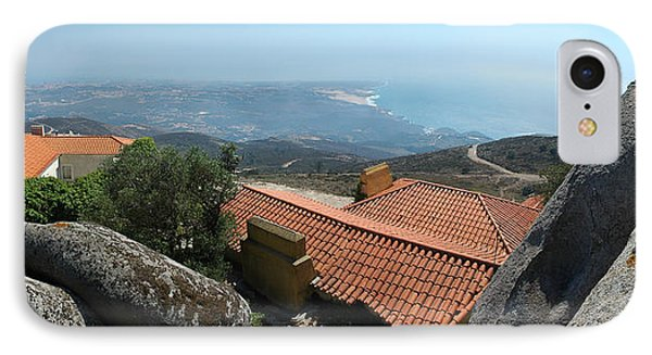 IPhone Case featuring the photograph Sintra Hills by Luis Esteves