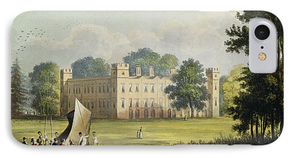 Sion House, From R. Ackermanns Phone Case by John Gendall