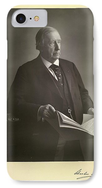Sir Charles Halle IPhone Case