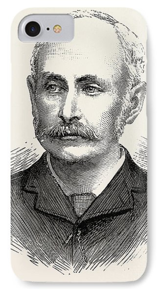 Sir Edward Bradford, The New Commisioner Of Police IPhone Case by English School