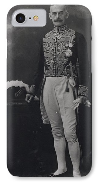 Sir Edward Gait IPhone Case by British Library