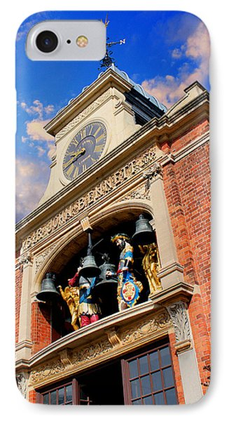 Sir John Bennett Sweet Shop Greenfield Village Dearborn Michigan IPhone Case by Design Turnpike