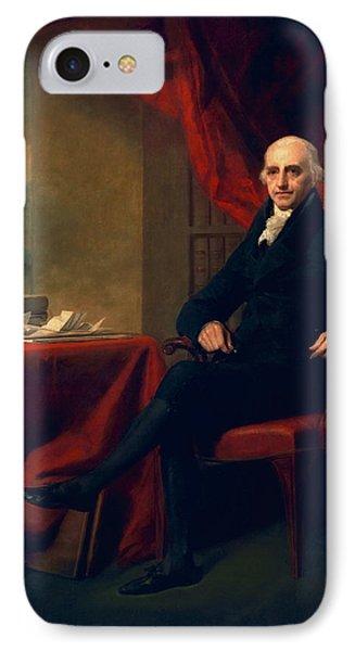 Sir William Miller, Lord Glenlee Phone Case by Sir Henry Raeburn
