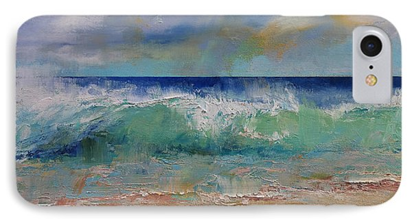 Sirens Phone Case by Michael Creese