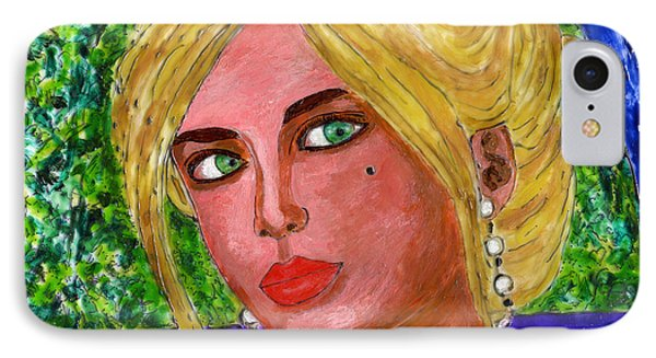 Sister Who Art In Haven IPhone Case by Phil Strang