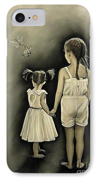 Sisters... IPhone Case