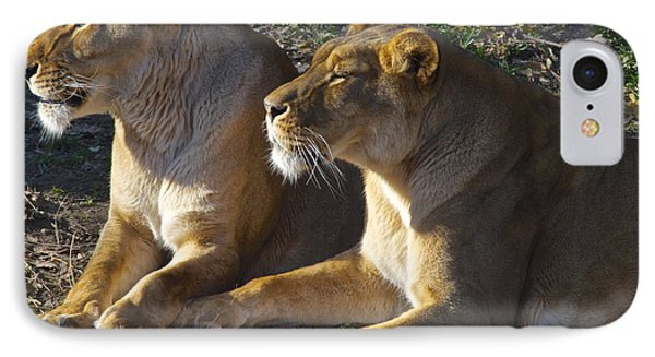 Sisters IPhone Case by Frozen in Time Fine Art Photography