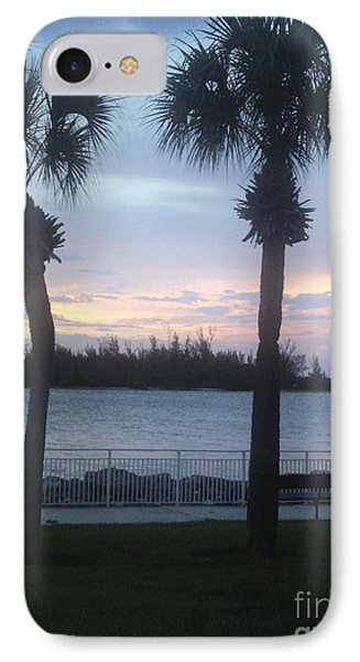 IPhone Case featuring the photograph Sit Here And Dream  by Megan Dirsa-DuBois