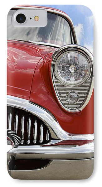 Sitting Pretty - Buick Phone Case by Mike McGlothlen
