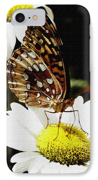 IPhone Case featuring the photograph Sitting Pretty  by James C Thomas