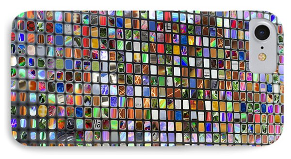 Six Hundred Rectangles IPhone Case