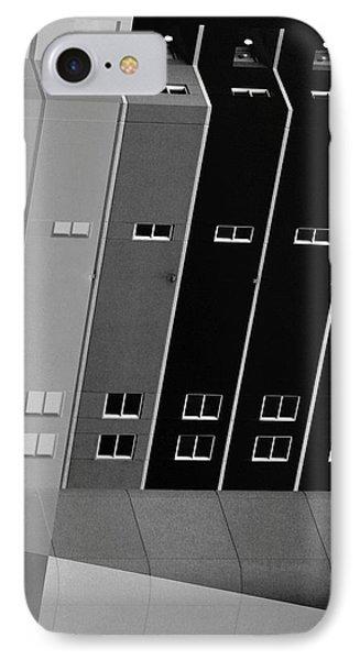 Sixth Floor IPhone Case by Steve Godleski