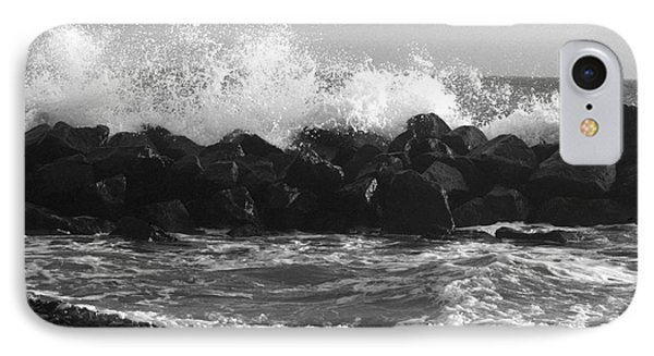 IPhone Case featuring the photograph Skagen Waves by Randi Grace Nilsberg