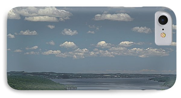 Skaneateles Lake IPhone Case by Richard Engelbrecht