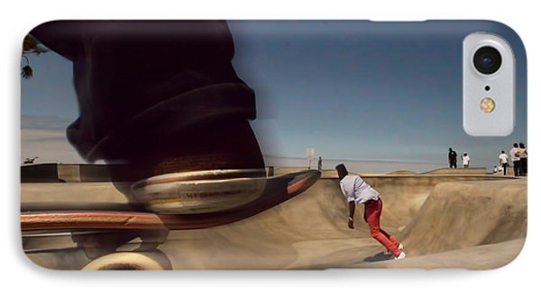 Skate Board Park IPhone Case